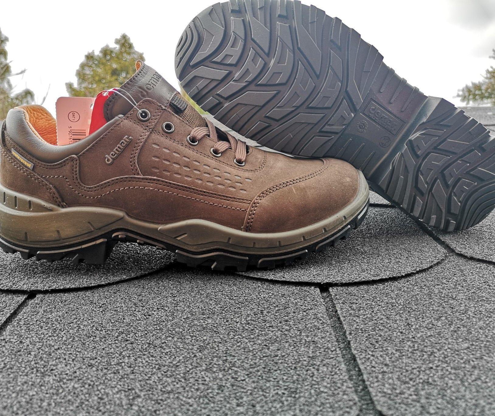 Markus X Polbuty Mysliwskie Demar Membrana Hiking Boots Shoes Boots