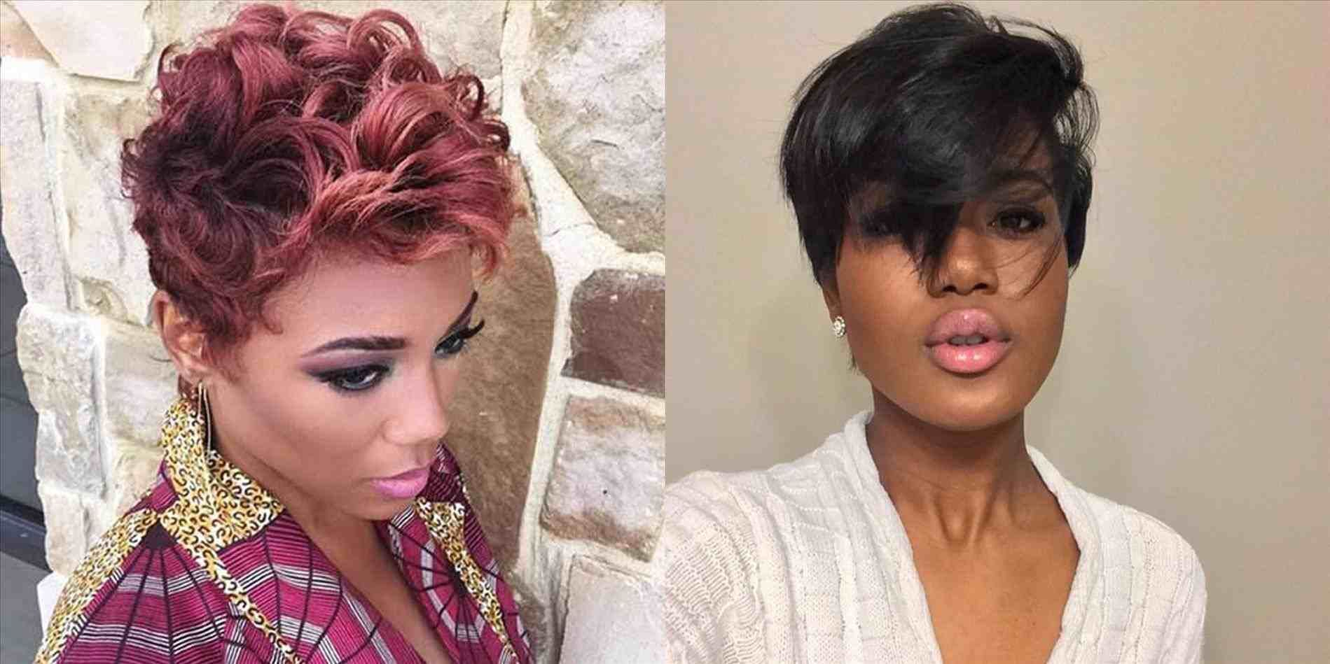 Hairstyles For Black Women Over Youtube Bold Hair Color Ideas U