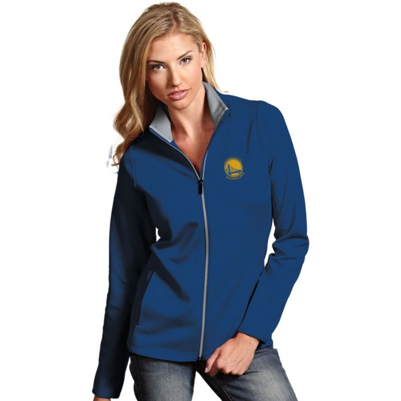 ... New York Giants gear. Antigua Women s Golden State Warriors Leader  Royal Full-Zip Fleece 17410fcc1