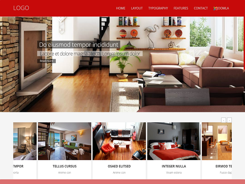 Td Optes is a responsive joomla template with compatibility