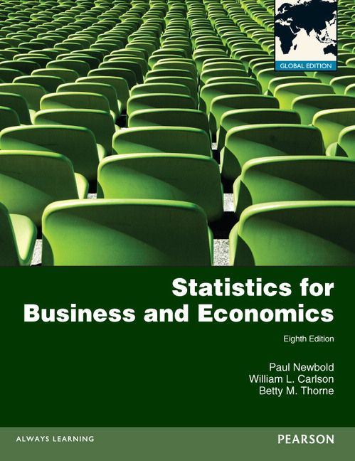 Business statistics: a decision making approach.