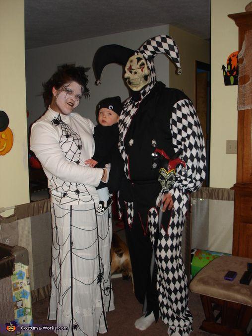 Spider and Web - Halloween Costume Contest via @costumeworks