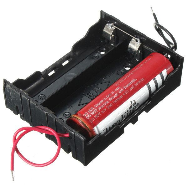 3x18650 Batteries Stylus Aa Battery Holder Battery Case Container Box Best Battery Charger Battery Cases Battery Holder
