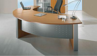 Image Result For Half Circle Desk Wood Office Desk Executive