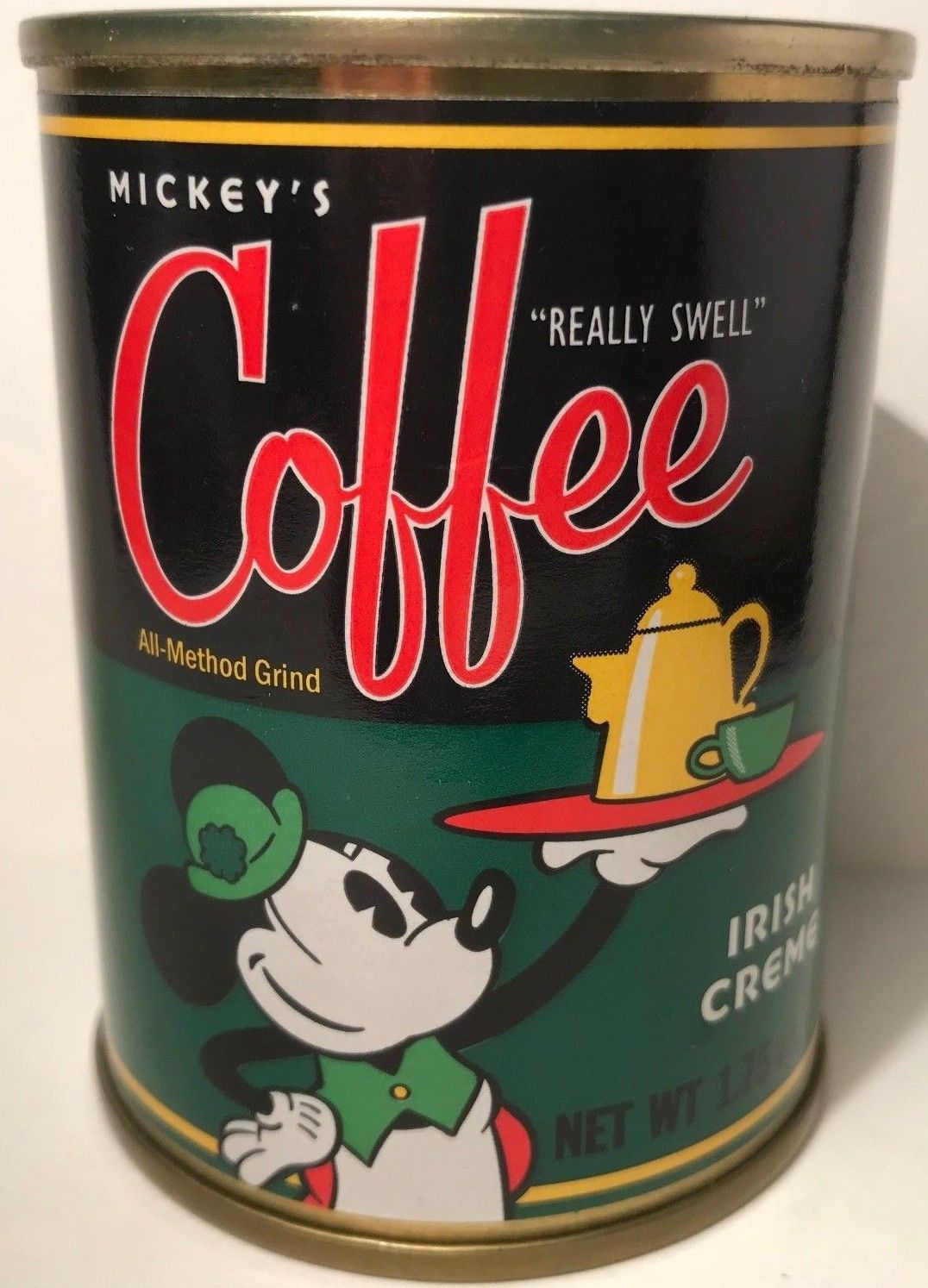 Mickey Mouse Coffee Vintage Tins Vintage Coffee Tin Containers