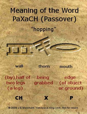 Meaning Of The Word Paxach Passover Learn Hebrew Hebrew