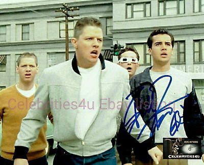 Details about BILLY ZANE - Back to the Future - 8x10 RP ...