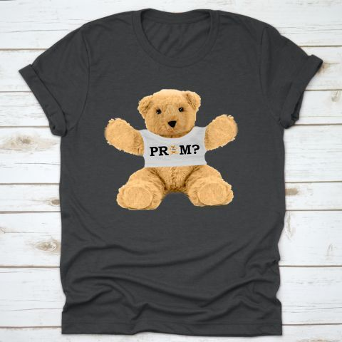 Prom Proposal Bear Promposal T-Shirt #promproposal Prom Proposal Bear Promposal T-Shirt #promproposal Prom Proposal Bear Promposal T-Shirt #promproposal Prom Proposal Bear Promposal T-Shirt #promproposal