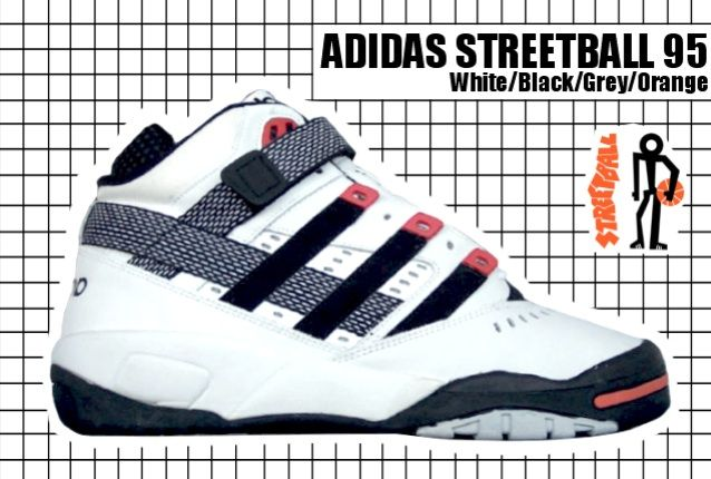 Adidas streetball 95 | Shoes & Sneakers | Schuhe