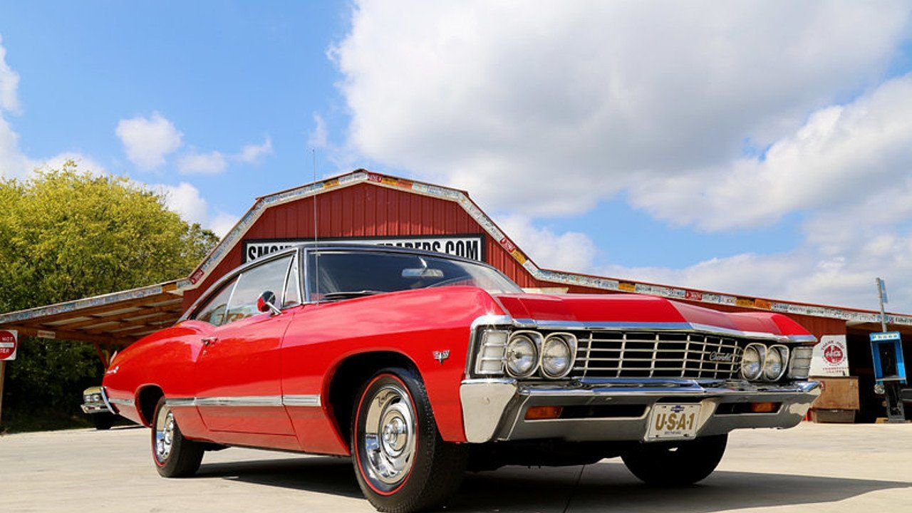 1967 Chevrolet Impala For Sale Near Maryville Tennessee 37801
