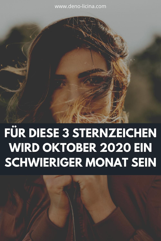 Singlehoroskop oktober 2020 steinbock