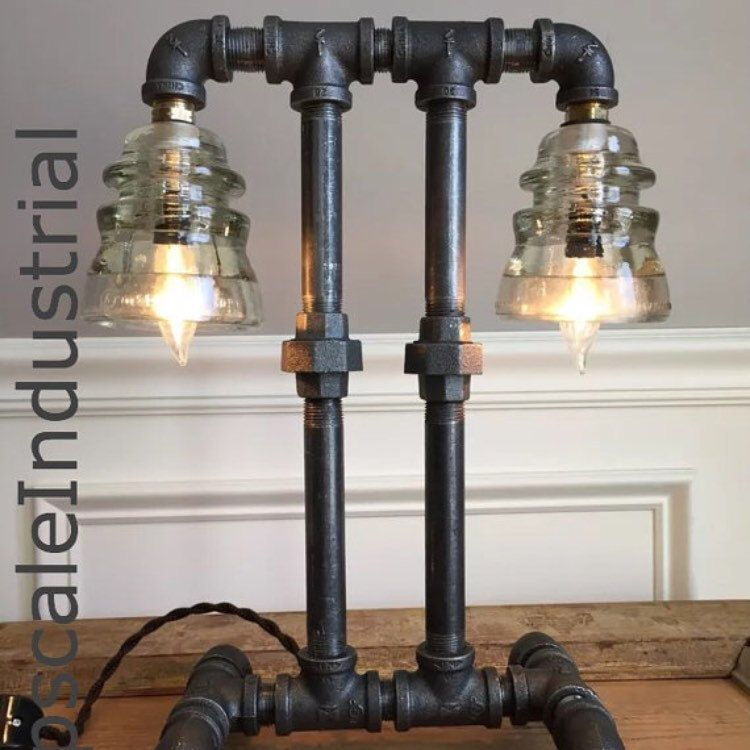 We Have Several New Industrial Steampunk Lamps In Stock Check Out