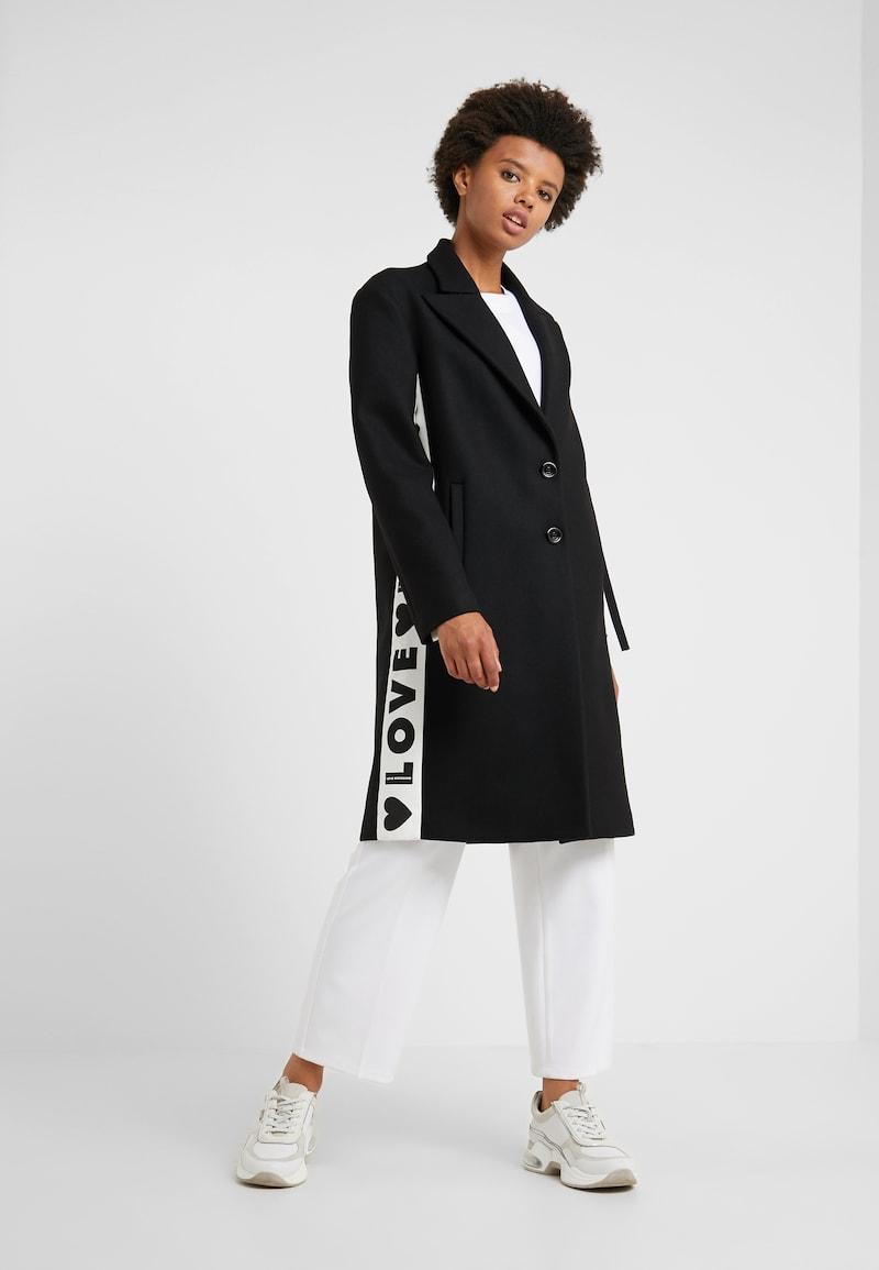 Photo of Love Moschino Frakker / Klassisk Black Damer Premium Tøj Billige Salg [Damer-LO…