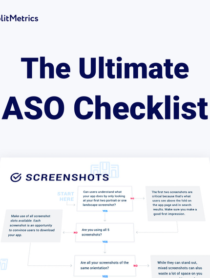 The App Store Optimization Guide (ASO) Used by 4,500