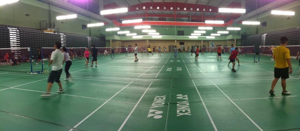 Los Angeles Badminton Club In El Monte Ca California Badminton Club Badminton Yonex