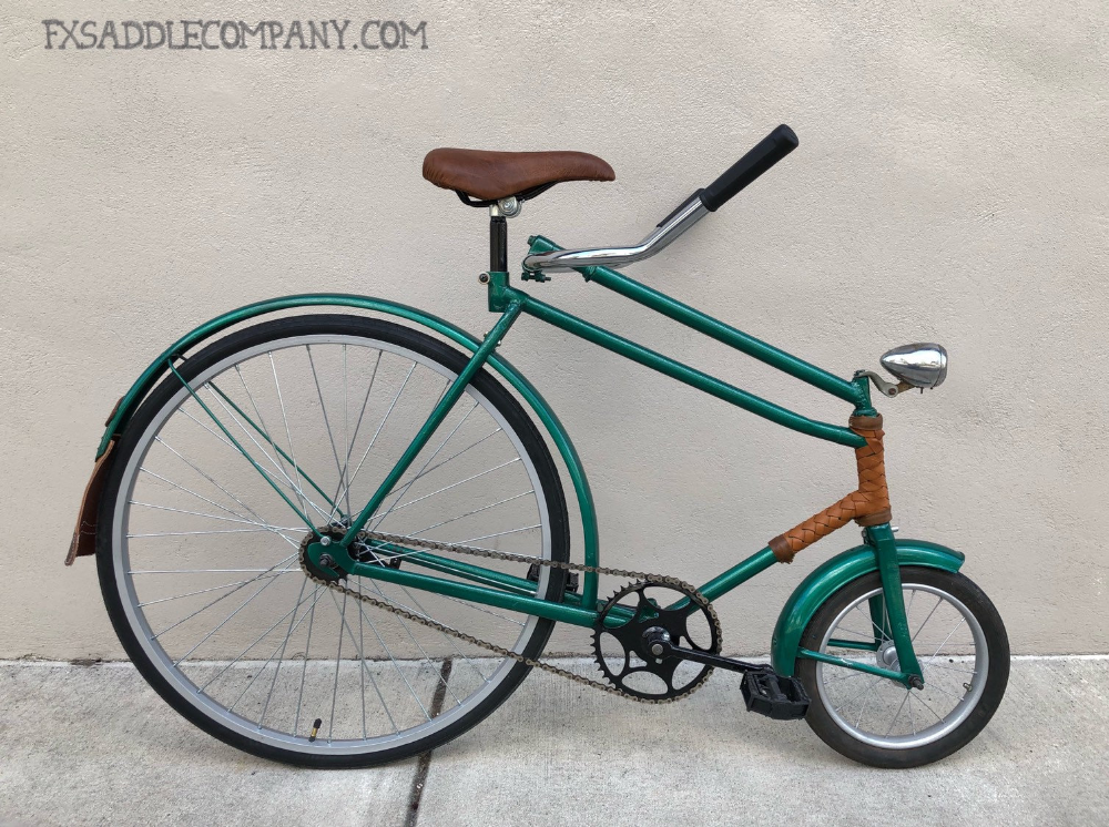 Vintage Unique Velocino Bicycle Donkey Bike Compact Etsy In 2020 Bicycle Bicycle Design Bike Design