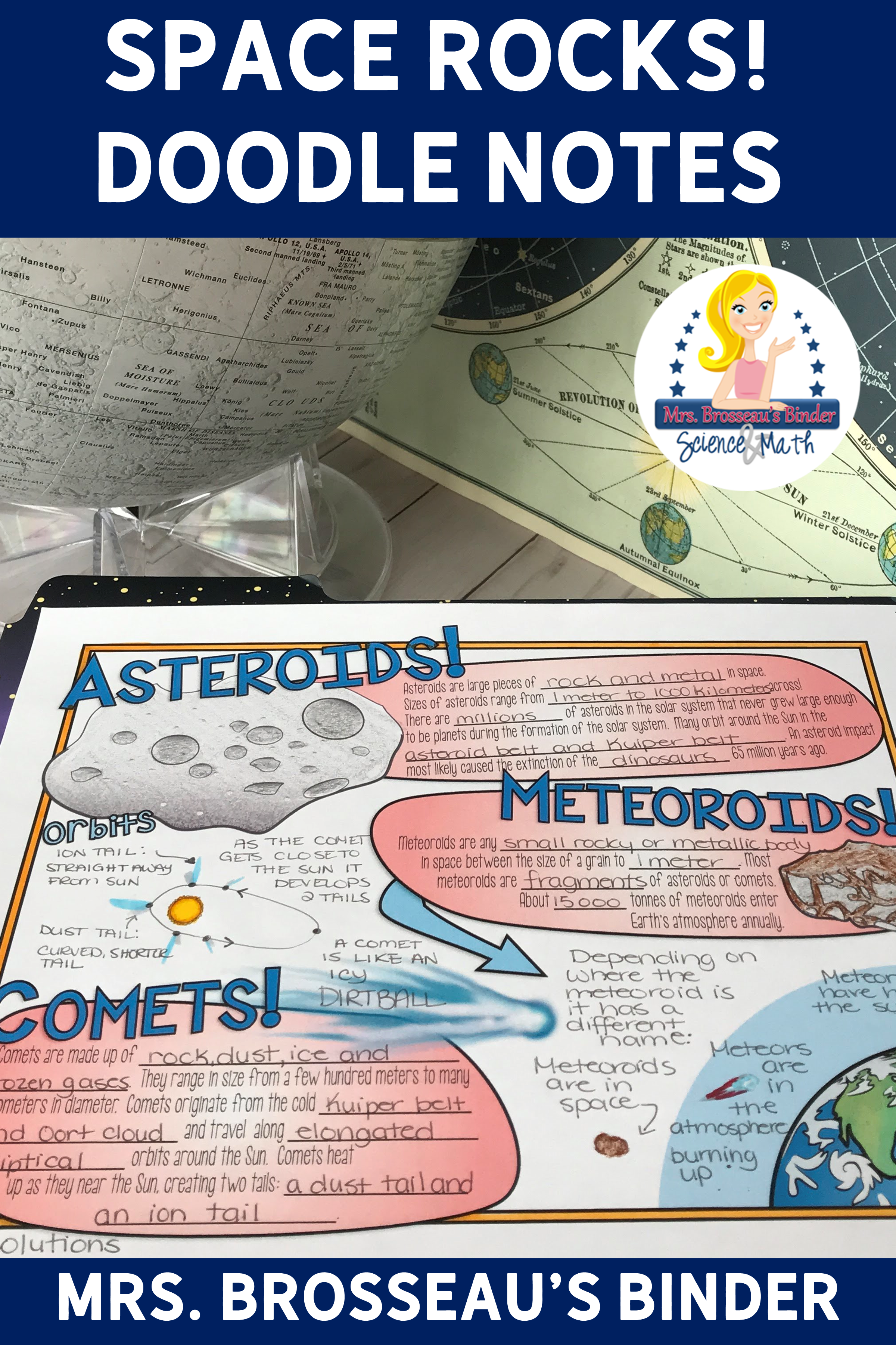 Asteroids Meteoroids And Comets