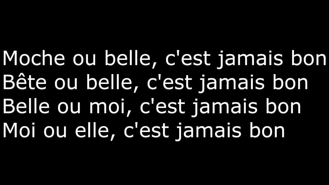 Stromae Tous Les Memes Karaoke Tous Les Memes Parler Francais