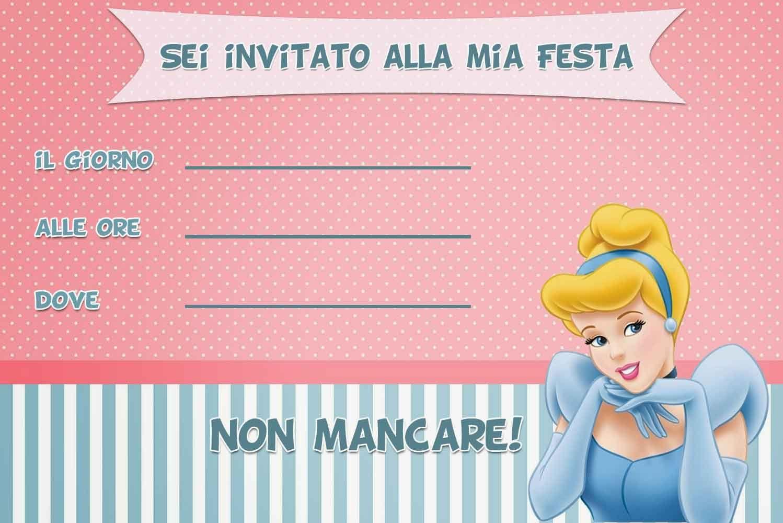 Super Inviti di compleanno per bambini da stampare Vuoi organizzare una  MY55