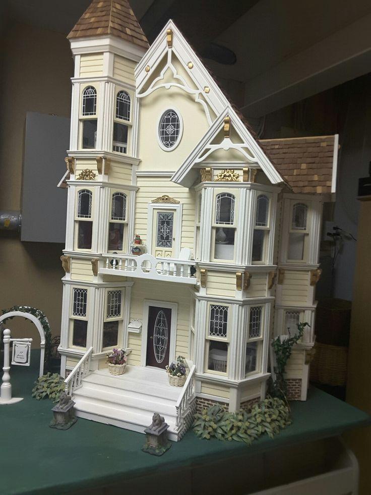 35+ DIY Miniature Doll Houses #dollhouses