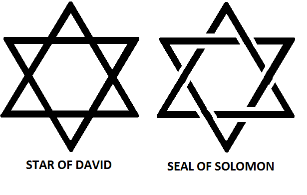 The Star Of David Patterns On The Dome Of The Rock Seal Of Solomon Star Of David Star Meaning