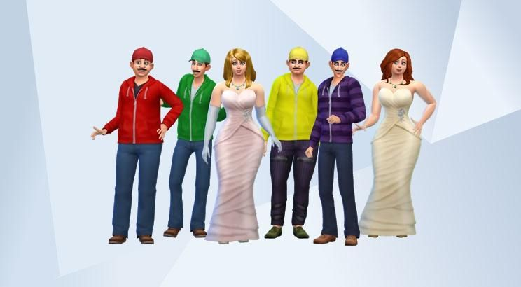 how to delete households sims 4