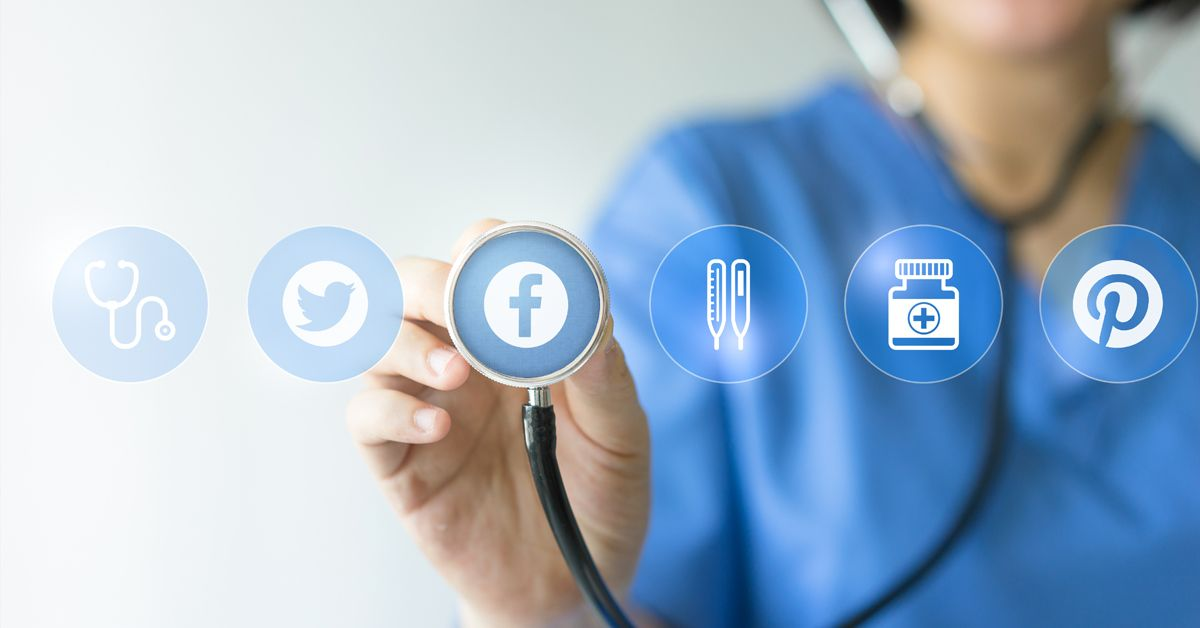 5 Healthcare Brands with Healthy Social Media Marketing Strategies h… | Medical practice marketing, Marketing strategy social media, Social media marketing services