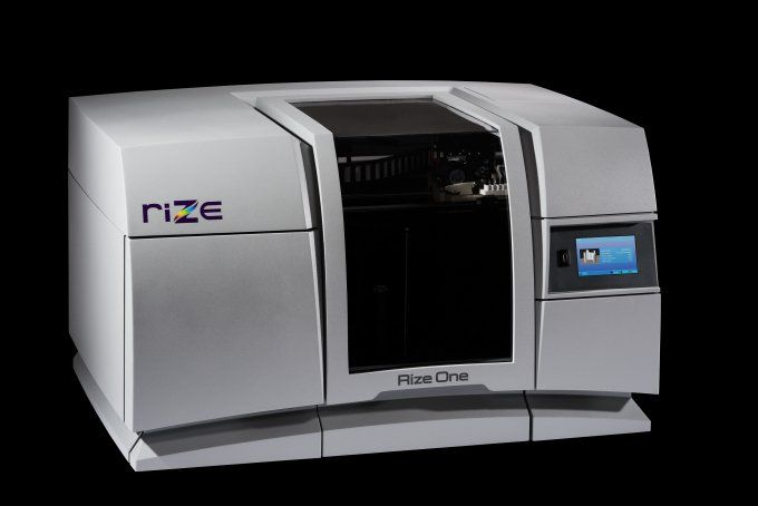 #PHP #Python Rize teaches 3D printing some long-awaited new tricks https://t.co/8oLZ6QF8b3 #technews #technology http://pic.twitter.com/UFM5KahMOH   PL Pro (@PlPro4u) September 15 2016