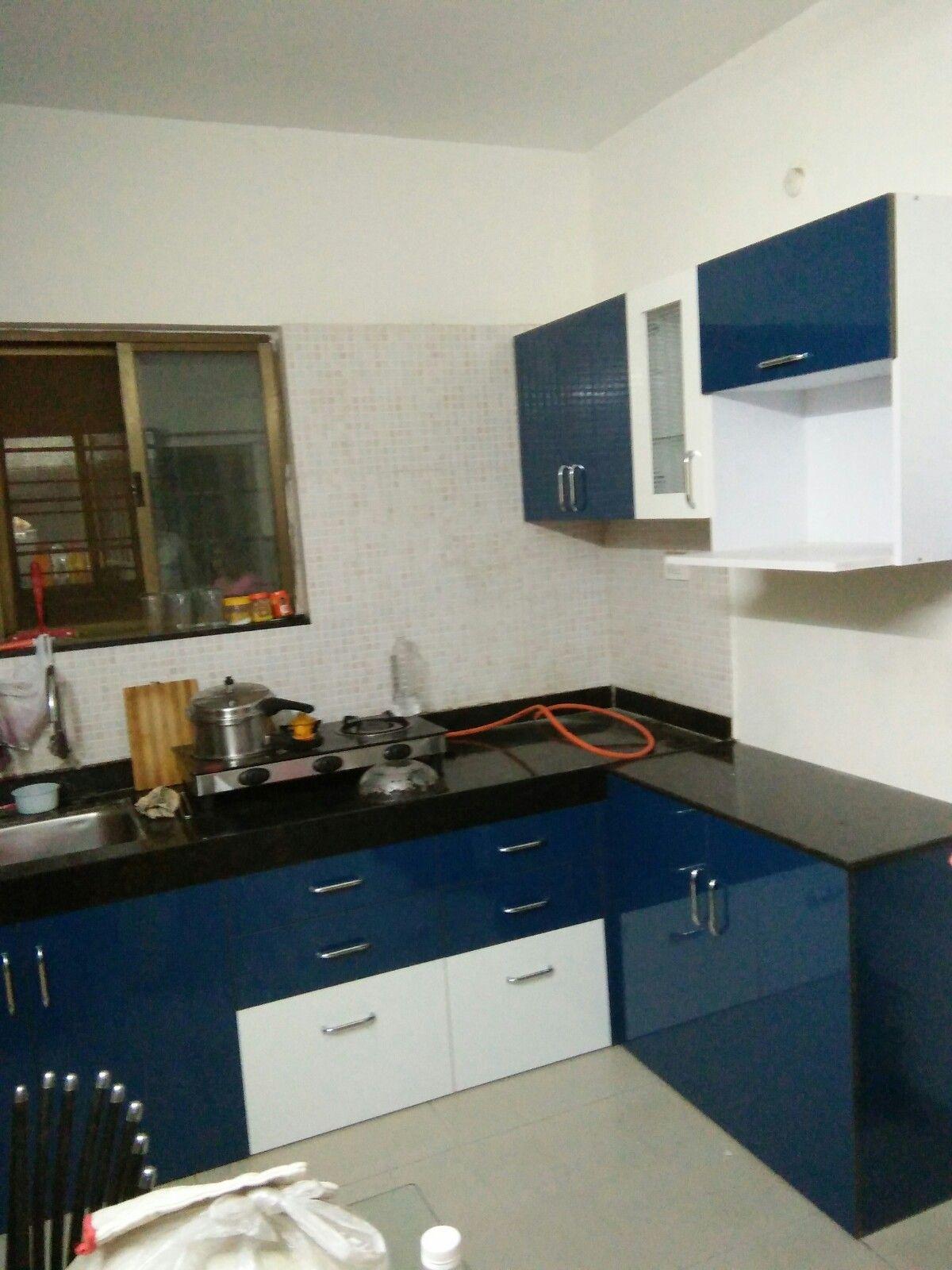 Kitchen Wall Cupboard Design