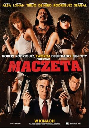 Maczeta 2010 Lektor Pl 720p Video W Cdapl Ideas For The