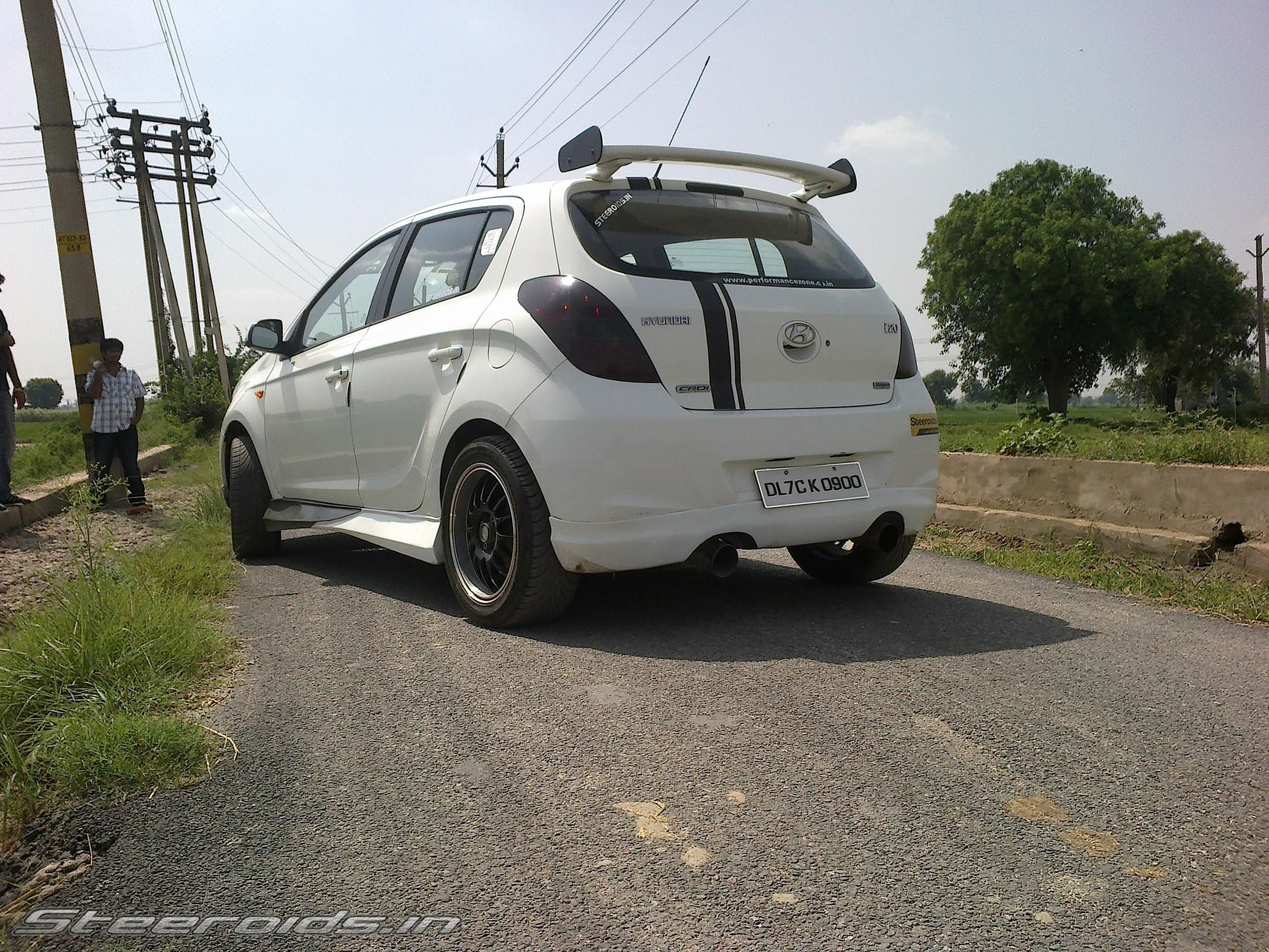 Steeroids In Driven By Passion Hyundai Modified Cars Car Sharing