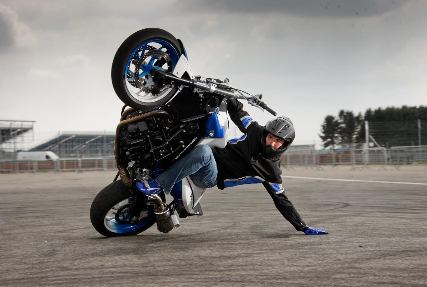 New Bmw Motorrad Stunt Rider Mattie Griffin Will Make His Riding