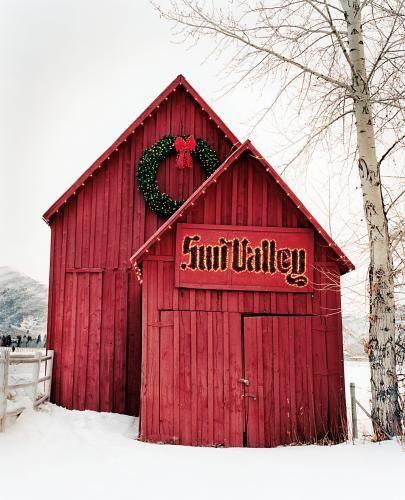 Sun Valley, ID. #barn