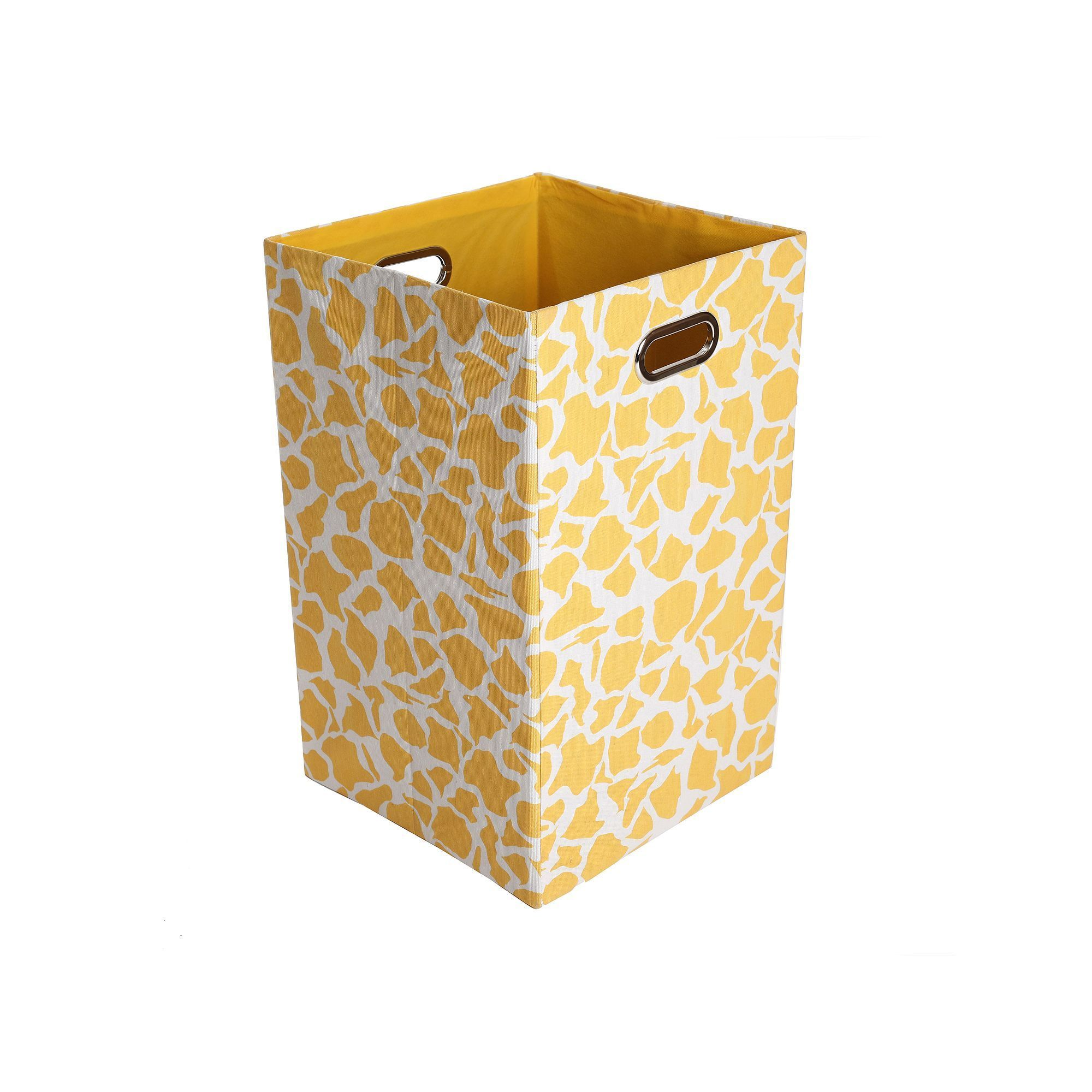 Modern Littles Rusty Giraffe Folding Laundry Bin Folding Laundry Basket Folding Laundry Laundry Hamper