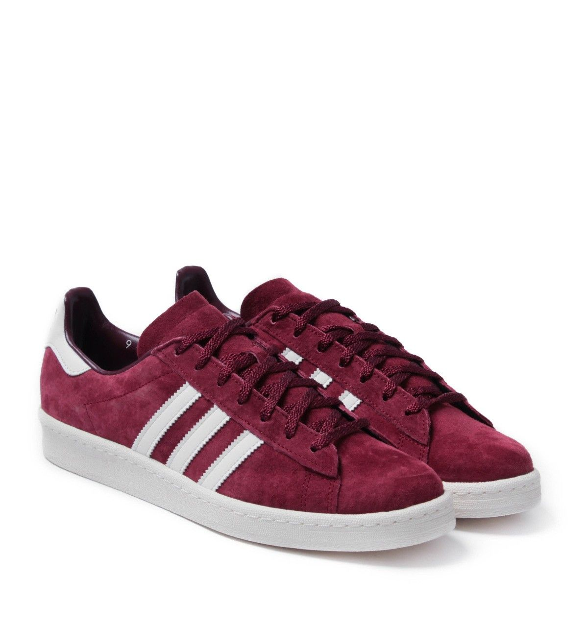 Buy your Adidas Originals Campus Japan Pack Burgundy Suede Trainers from  Woodhouse Clothing - bringing you the latest in men\u0027s fashion.