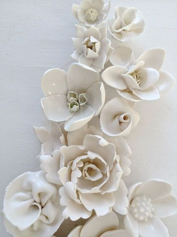 Porcelain flowers bouquet syra gomez cottage garden pinterest porcelain flowers bouquet syra gomez mightylinksfo