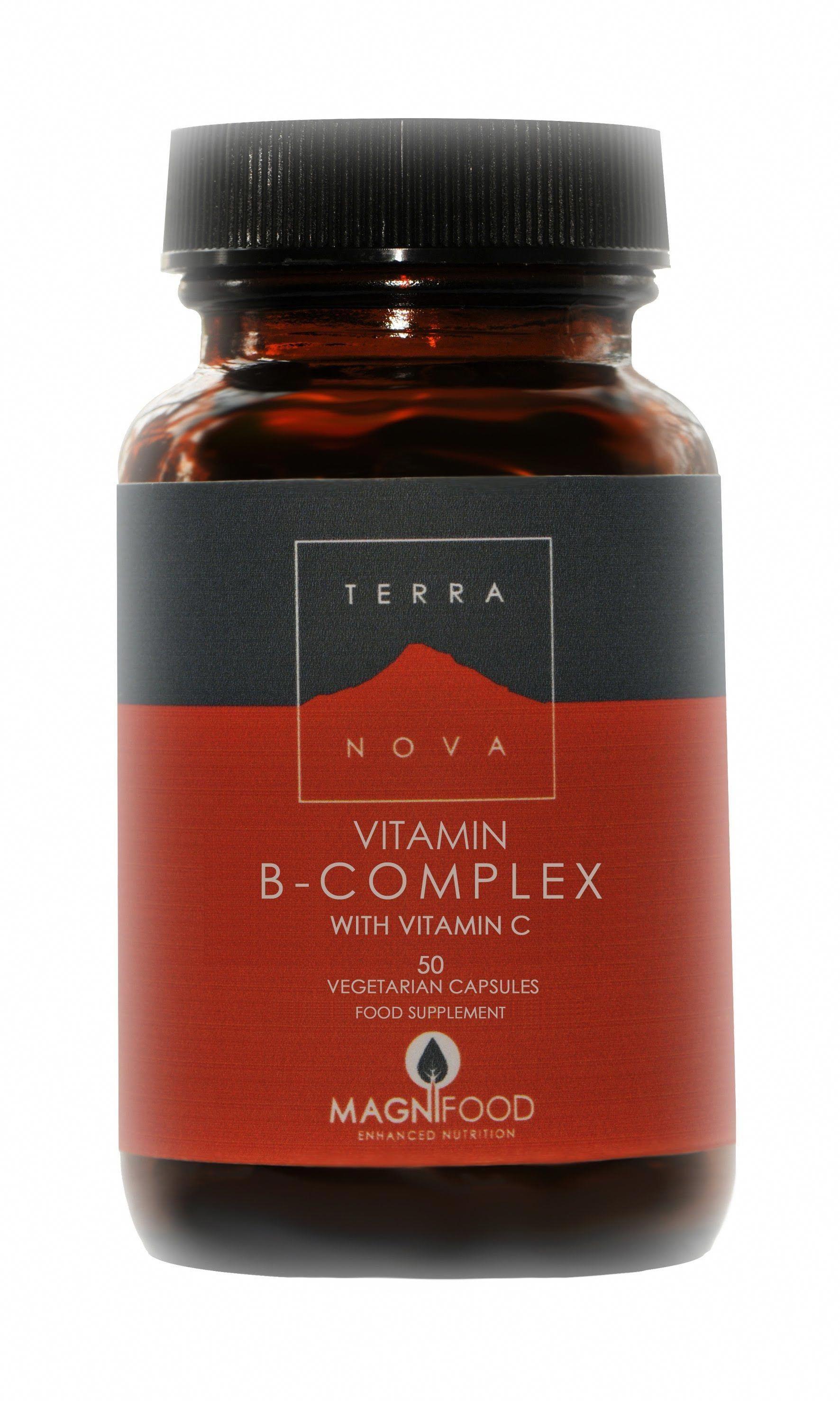 Stephen Terrasse 1 Vitamins, Vitamin b complex