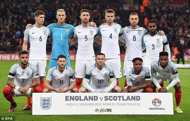 Southgate has defined his philosophy for England, he wants them to play from the back
