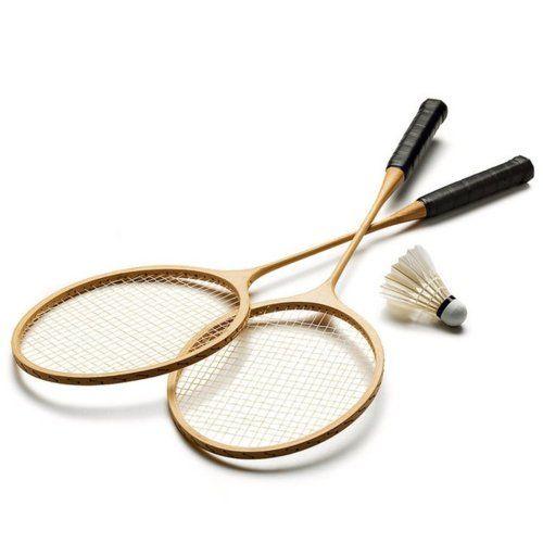 Love badminton...