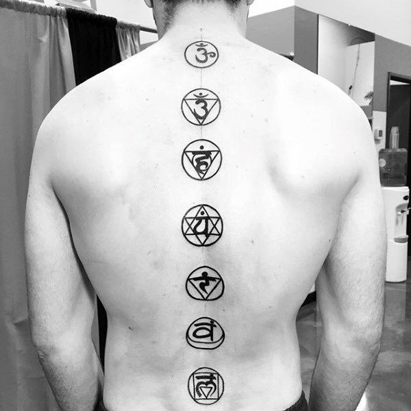 Top 73 Spine Tattoo Ideas For Guys 2020 Inspiration Guide