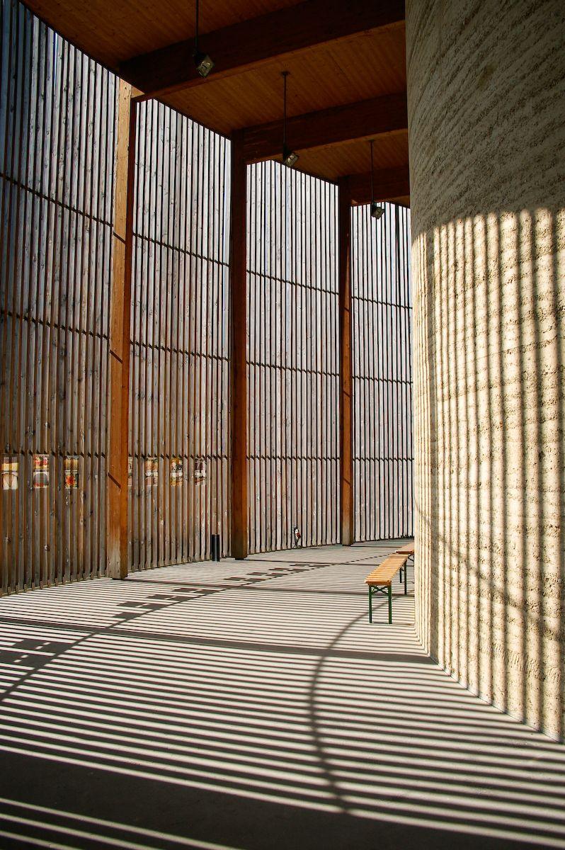 chapel of reconciliation berlijn rudolf reitermann and peter sassenroth villa c pinterest. Black Bedroom Furniture Sets. Home Design Ideas