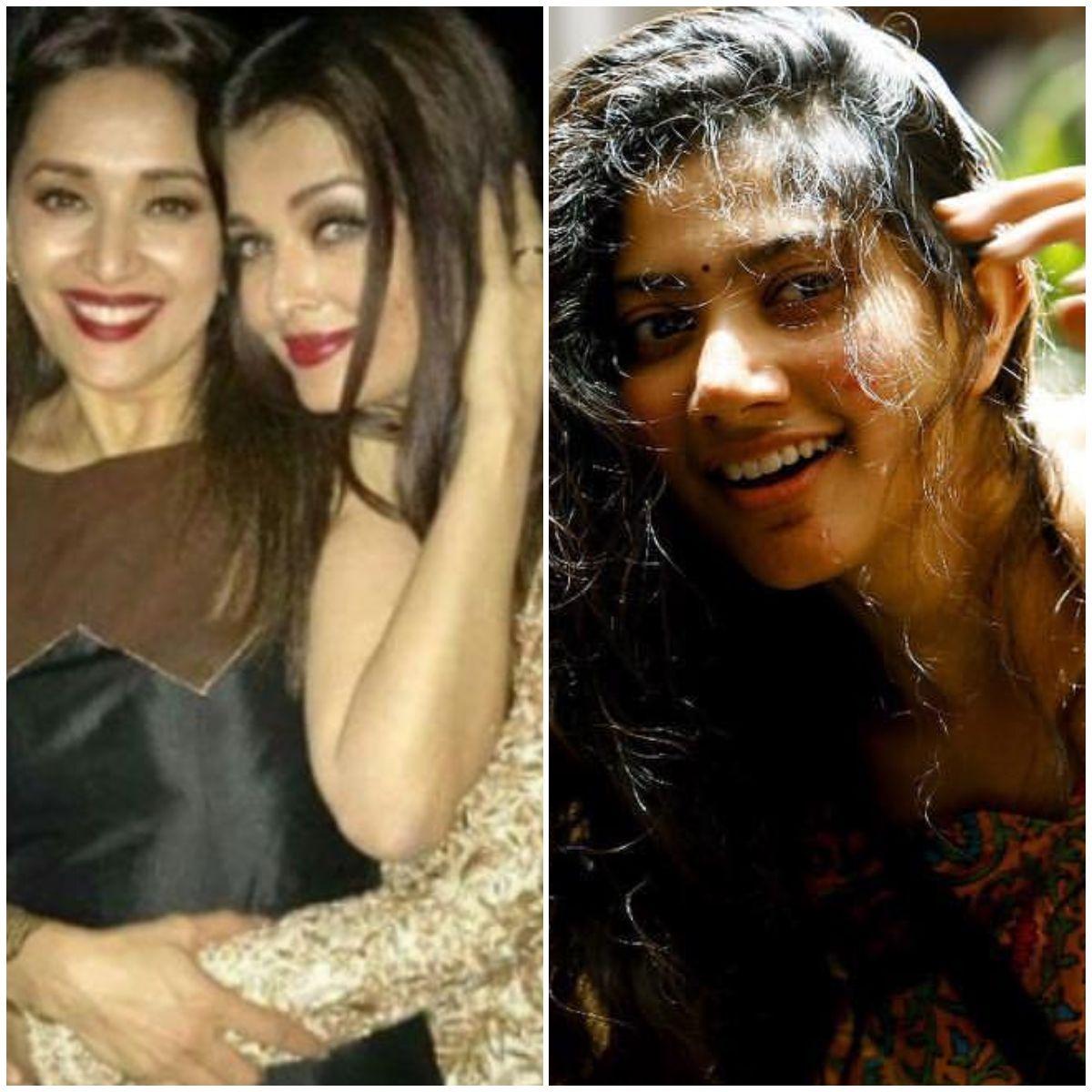 Did you know Sai Pallavi used to watch Aishwarya Rai and Madhuri ...
