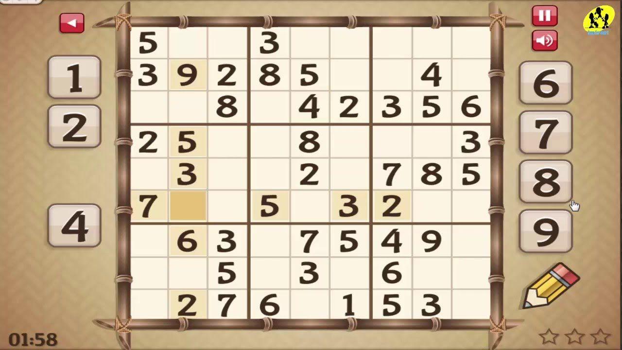 How to play Sudoku for Beginners ♞ Easy Sudoku, Sudoku