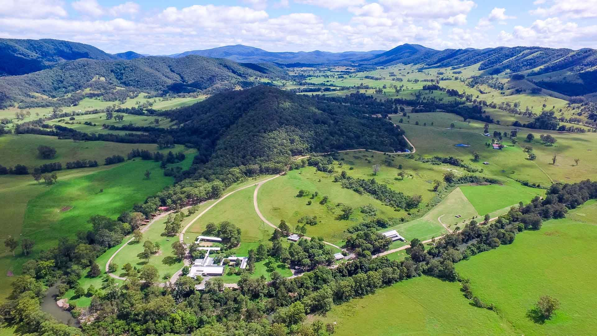Riverwood Downs Of Barrington Tops PROPERTY_MAP (With
