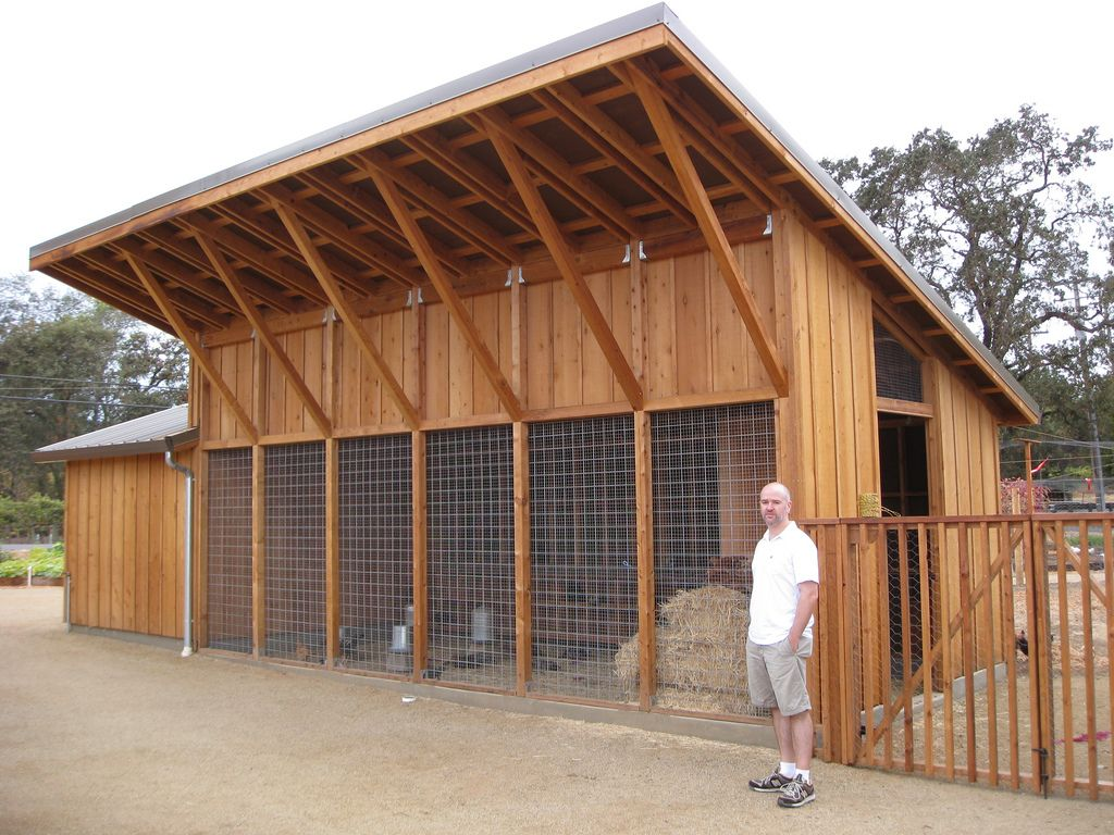 Most awesome chicken coop at Quivira   Chickens backyard ...