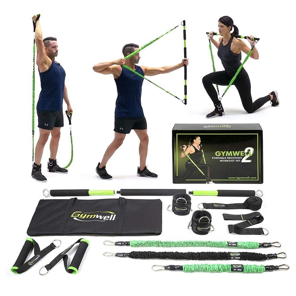 My Favorite Home Gym Equipment Resistance Workout Gym Abs No Equipment Workout