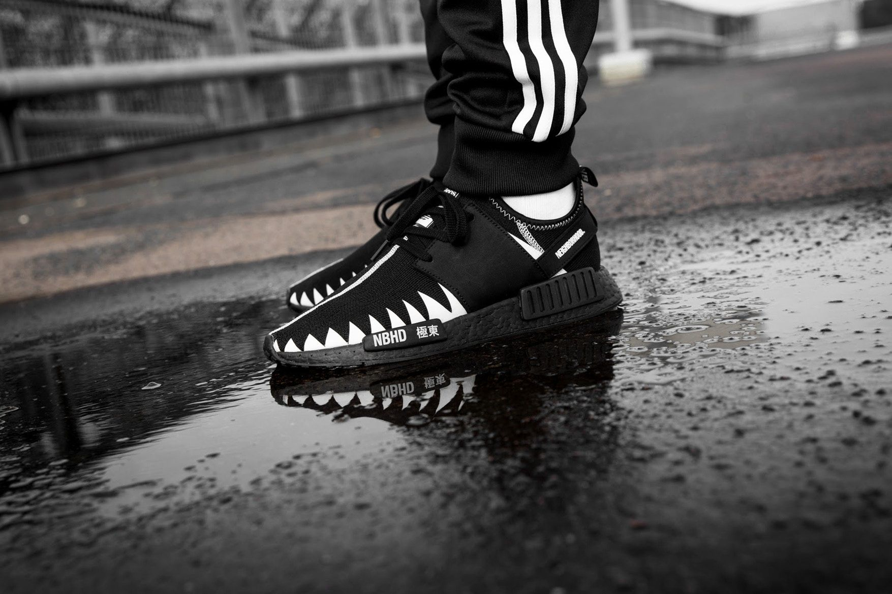 il tuo miglior look al quartiere x adidas originali