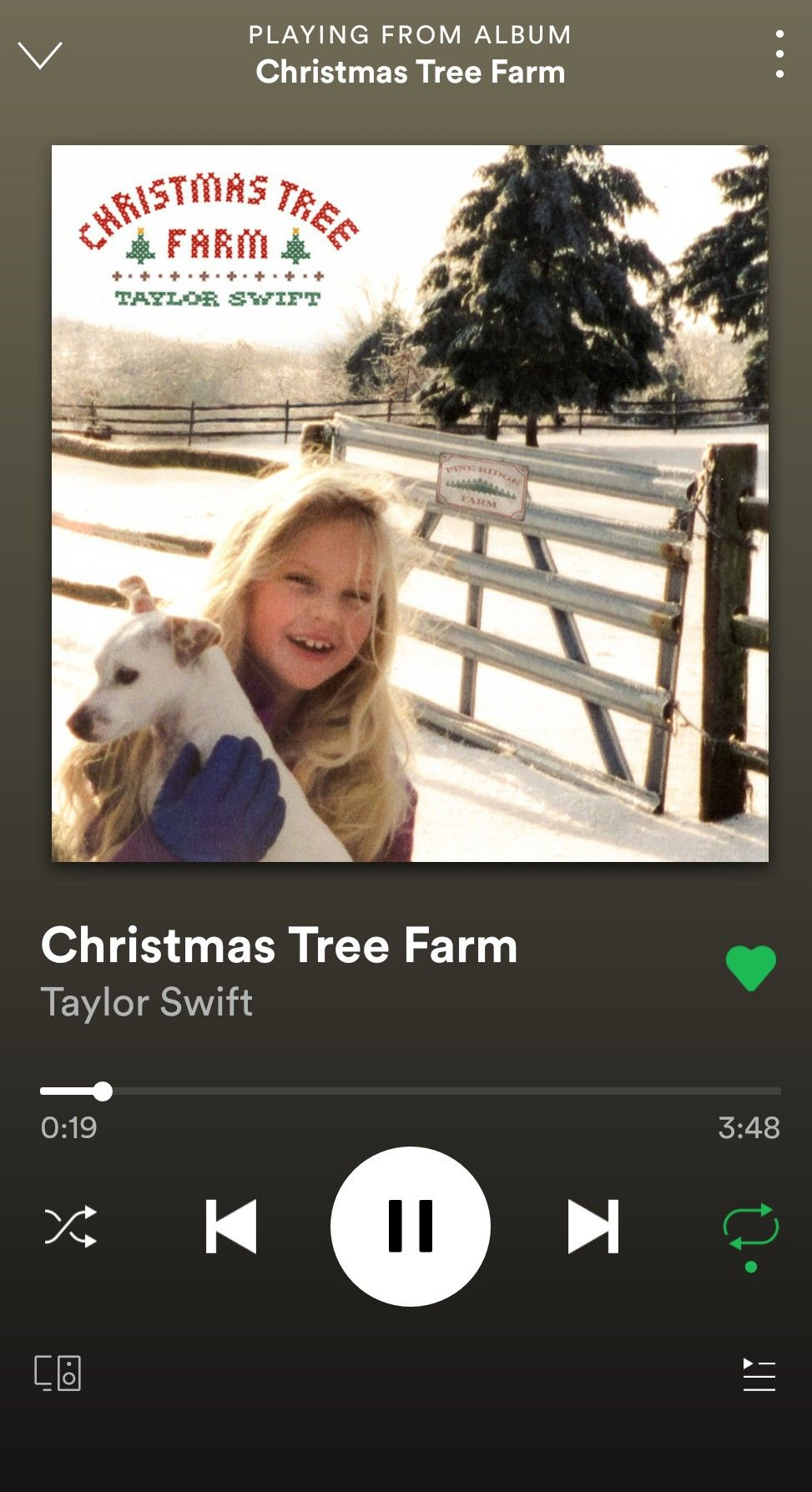 Stream Christmas Tree Farm On Spotify L Christmas Tree Farm Taylor Swift Christmas Taylor Swift Pictures
