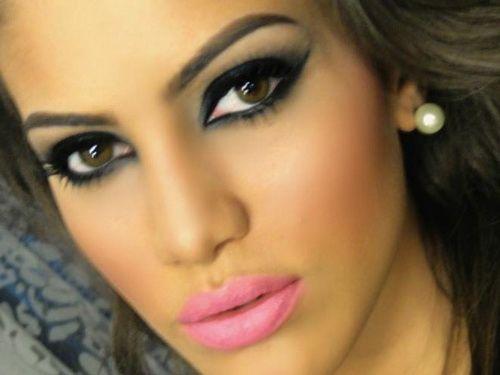 dark wedding eye makeup Wedding Eye Makeup Looks 2014