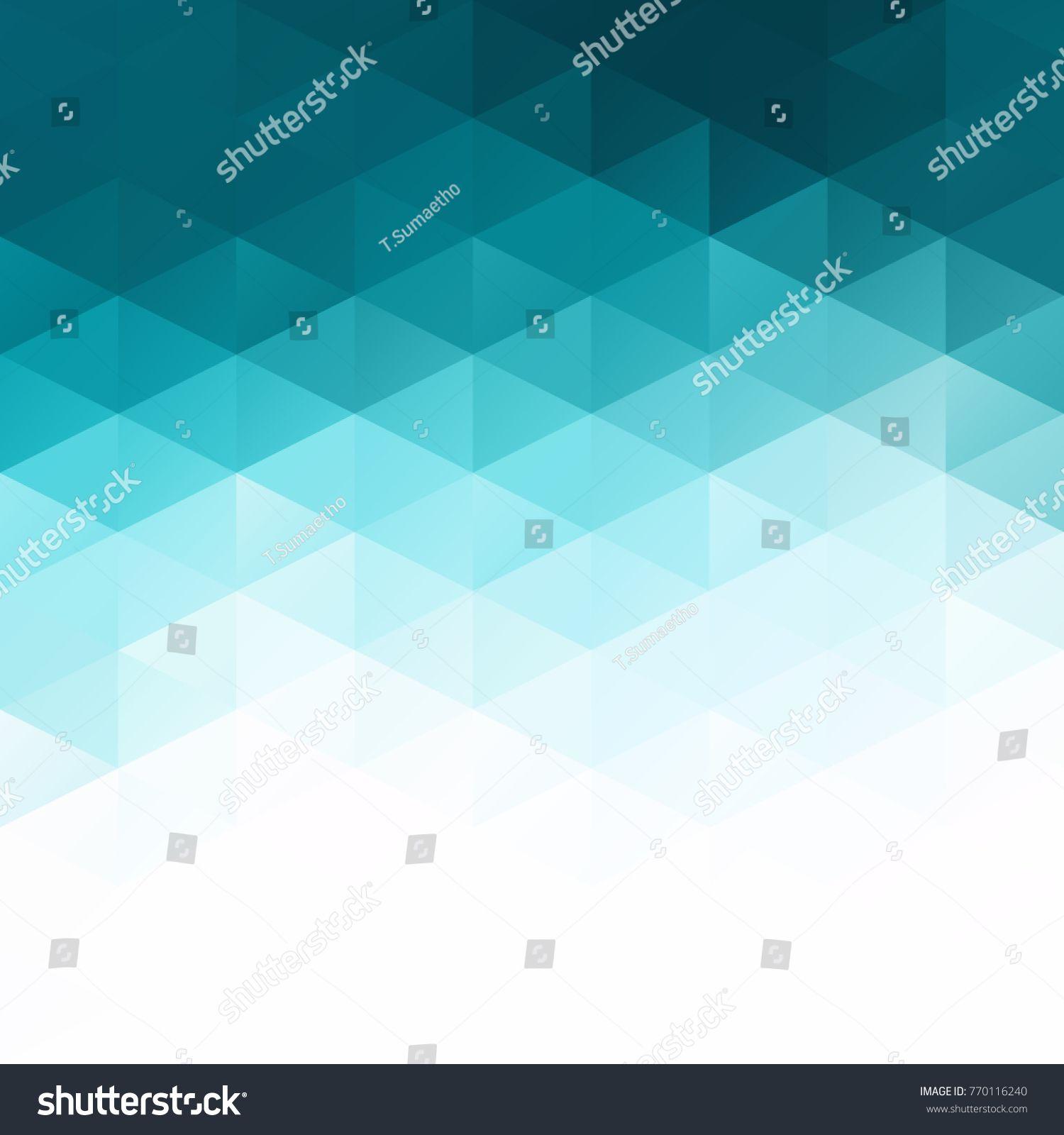 Blue Grid Mosaic Background Creative Design Templates